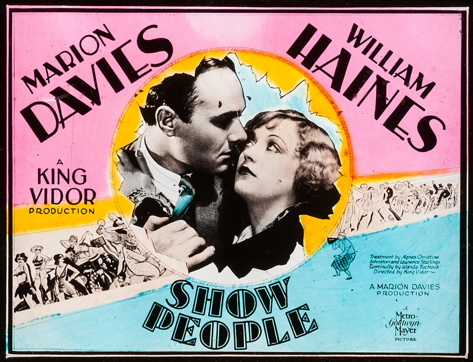 show people marion davies