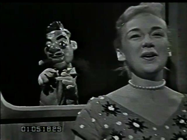Larry Berthelson puppet