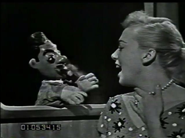 Larry Berthelson Ernie Kovacs Show