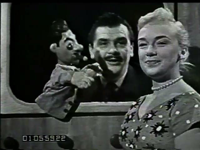 Ernie Kovacs puppet
