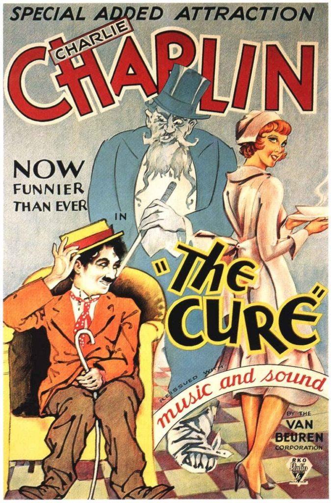 Charlie Chaplin Van Buren