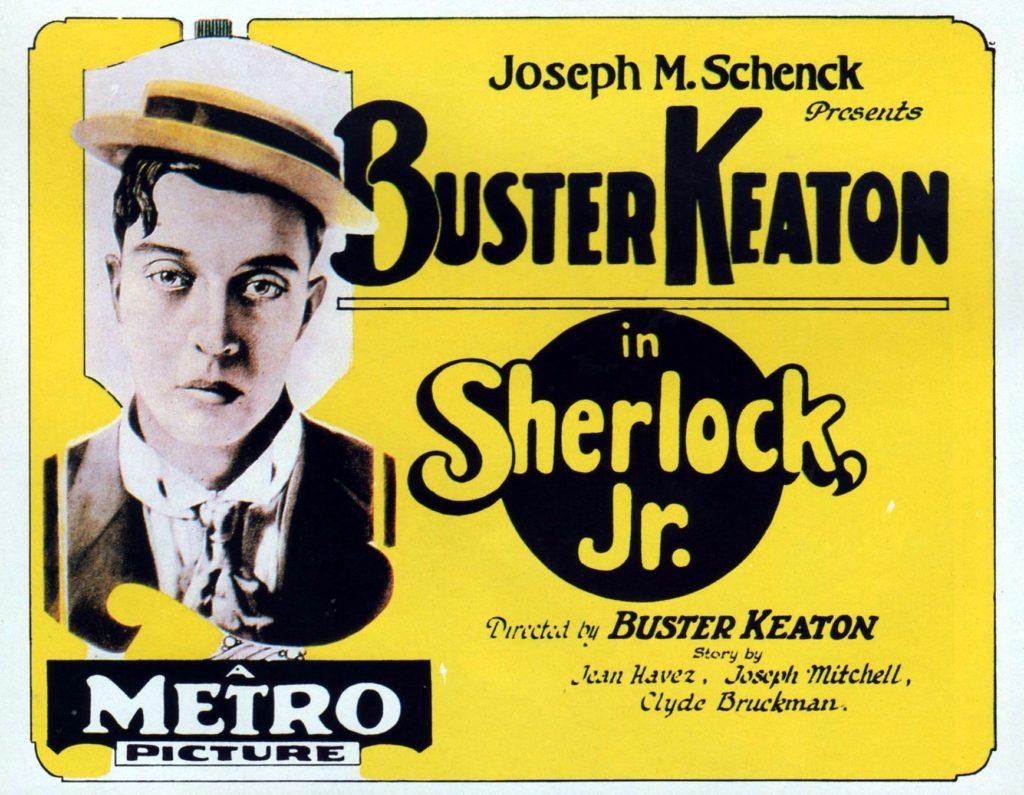 Buster Keaton Sherlock Jr.