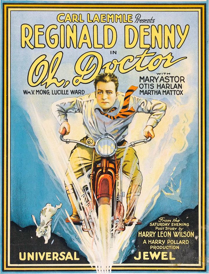 Oh Doctor Reginald Denny