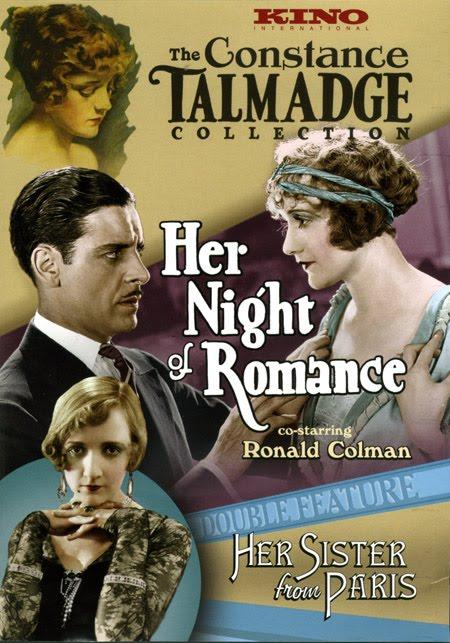 Constance Talmadge DVD