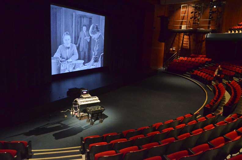 Virtual Theatre Organ Schimmel Center