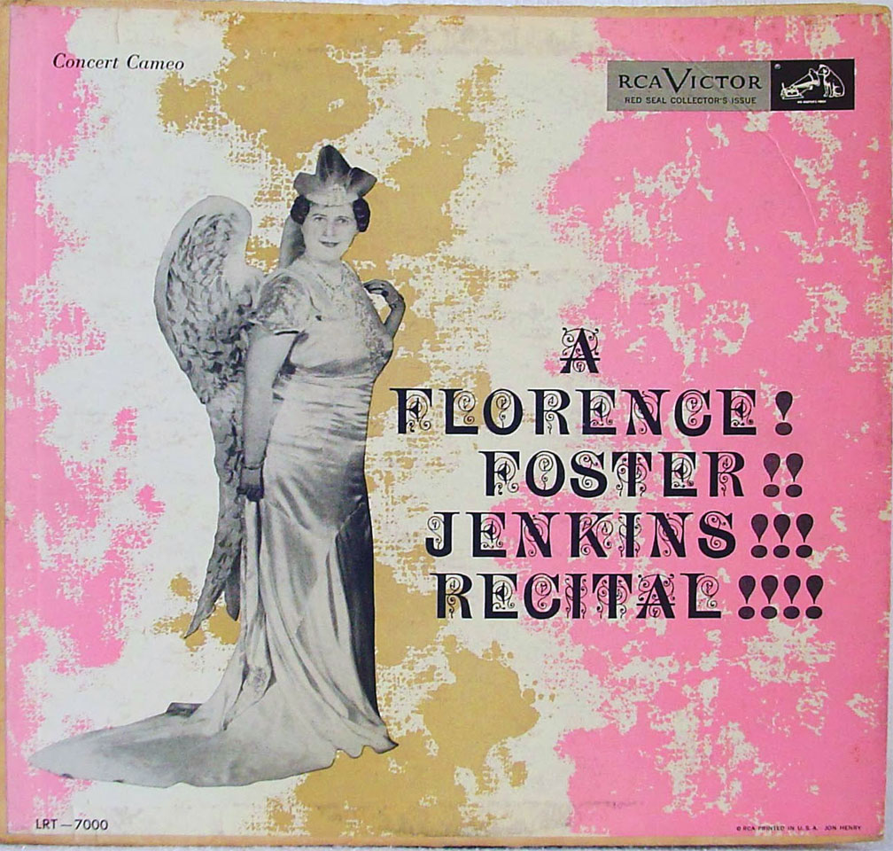 Florence Foster Jenkins record