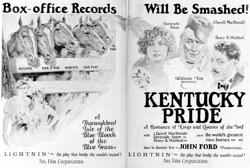 John Ford Kentucky Pride