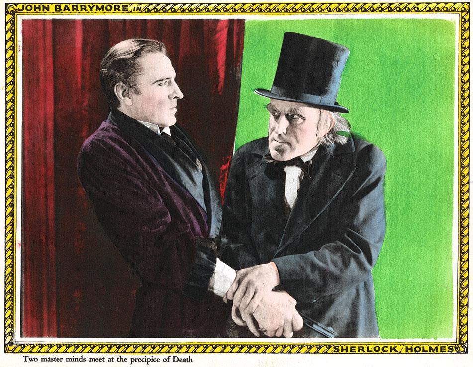 Sherlock Holmes John Barrymore