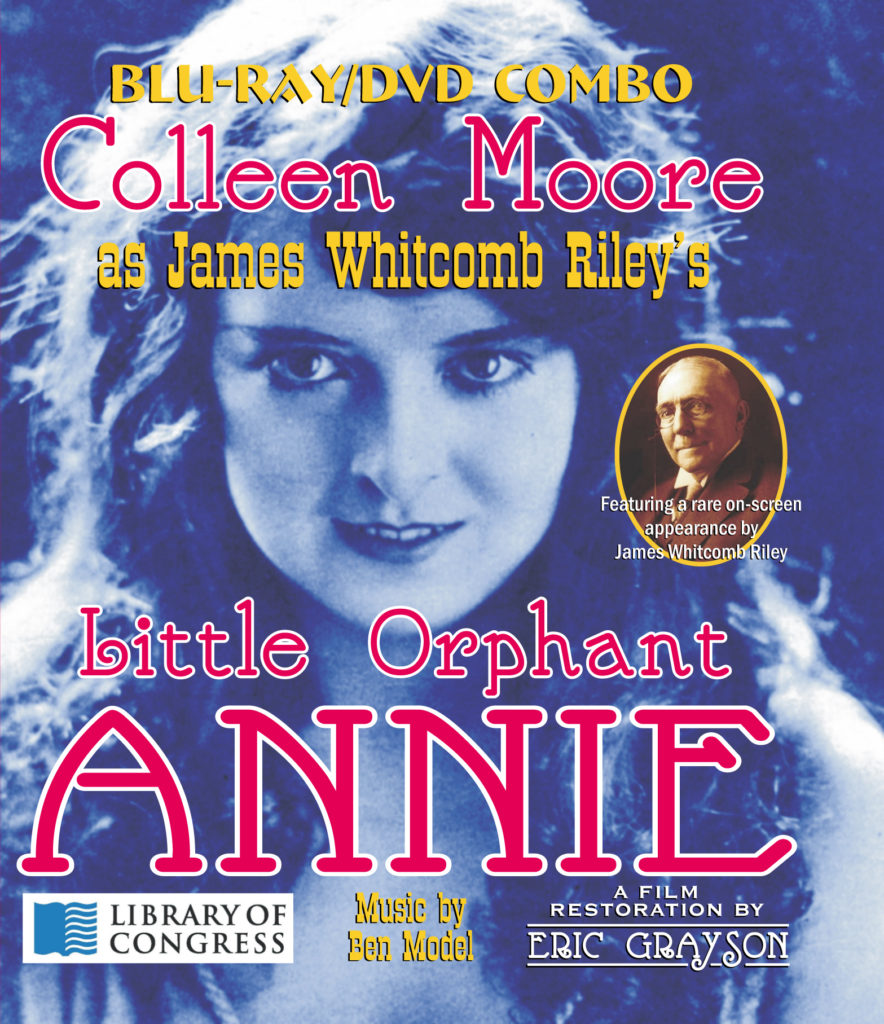 Little Orphant Annie Colleen Moore
