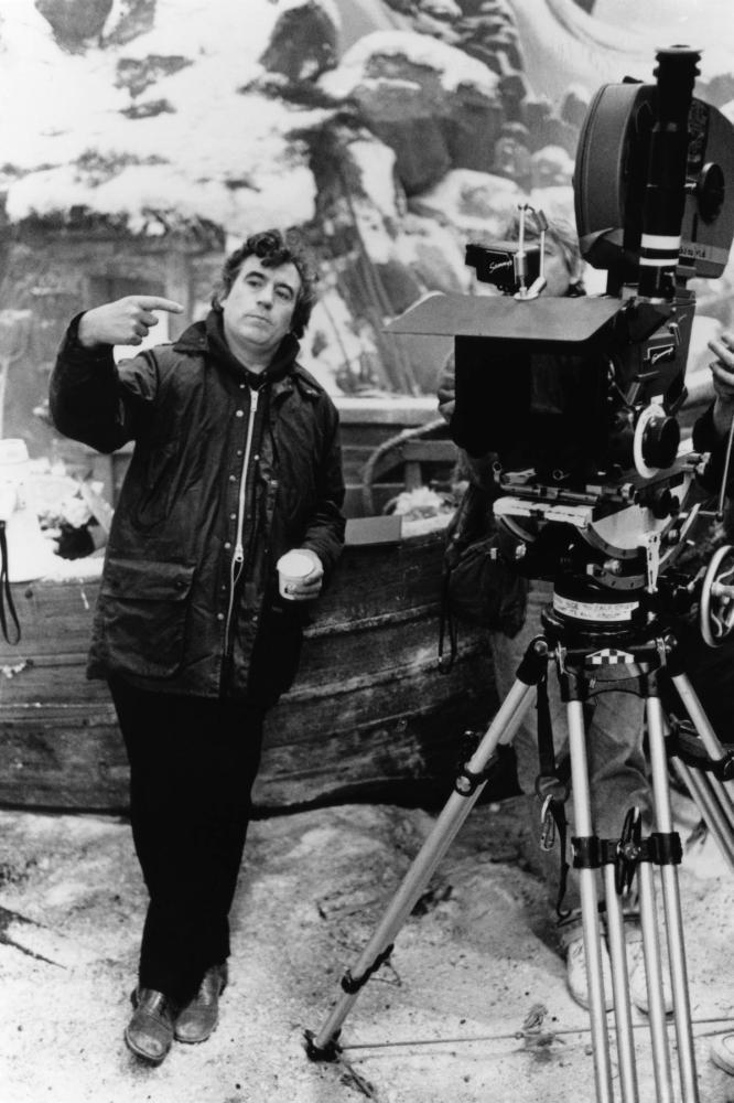Terry Jones, director