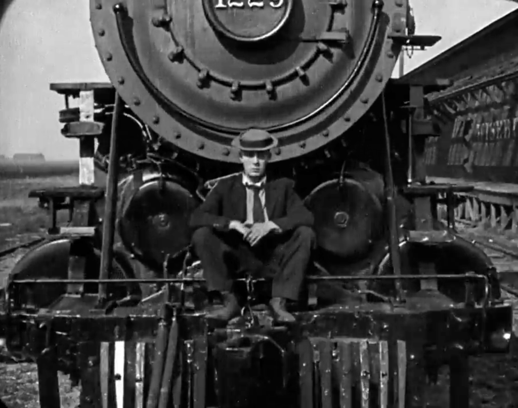 Buster Keaton The Goat