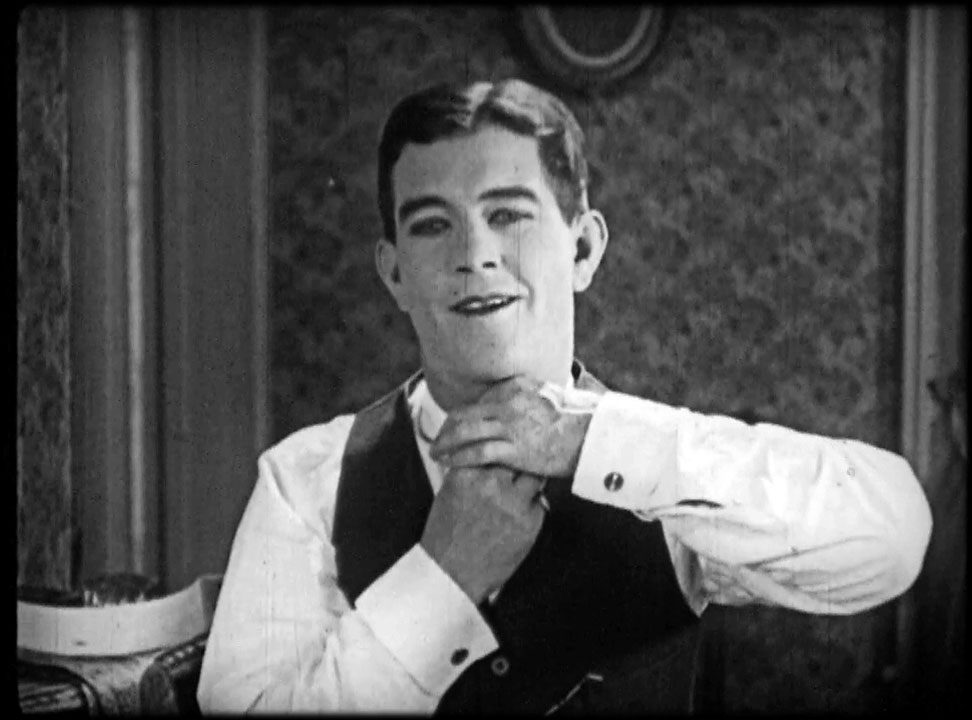 Cliff Bowes in CHEER UP (1924)